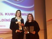 Three Awards from TAYSAD to İnci Akü